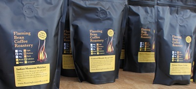 Flaming Bean Coffee Roastery