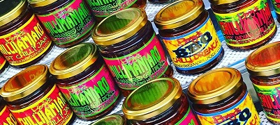 Bongo's Rock n Roll Chilli Pickles