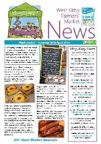 Newsletter April 2015