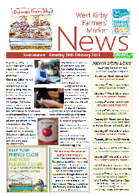 Newsletter Feb 2015